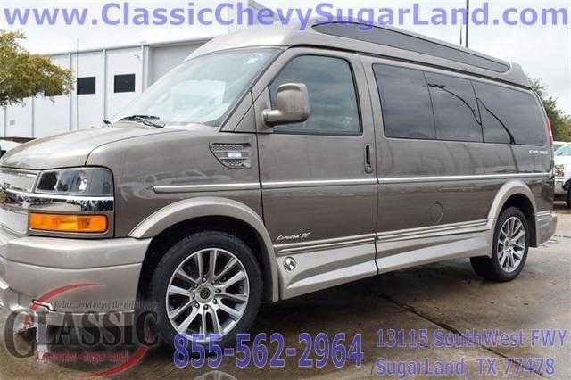Discount Explorer Van Luxury Conversion Vans – Explorer Van