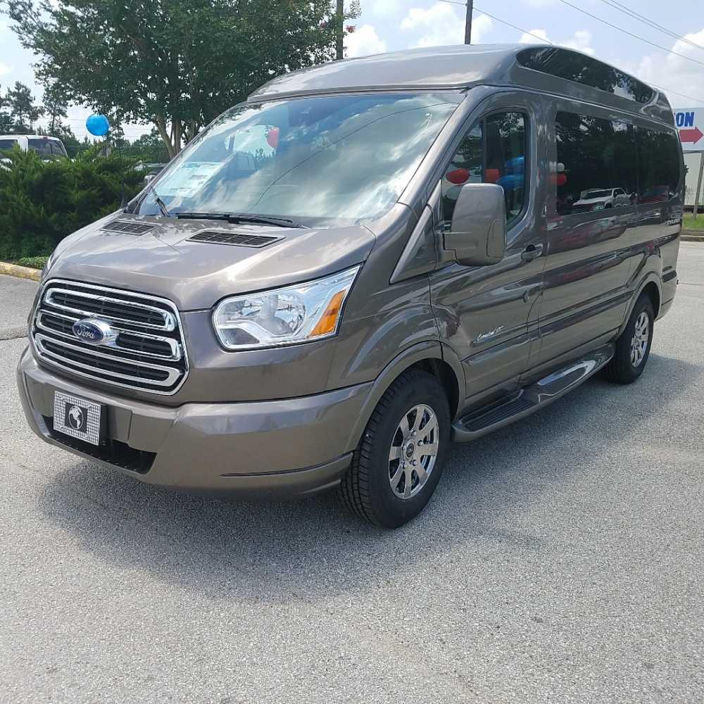 Houston Buick Dealers: Discount Explorer Van Luxury Conversion Vans