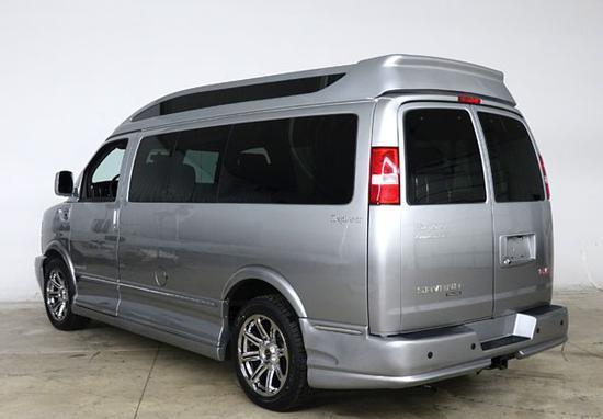 2016 Explorer Van Conversion GMC Savana Explorer Van ...
