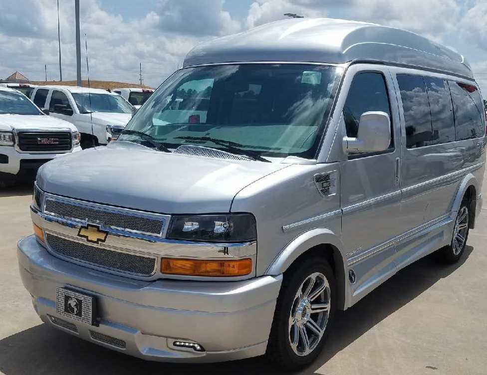 Gmc Dealer Houston >> Discount Explorer Van Luxury Conversion Vans – Explorer ...