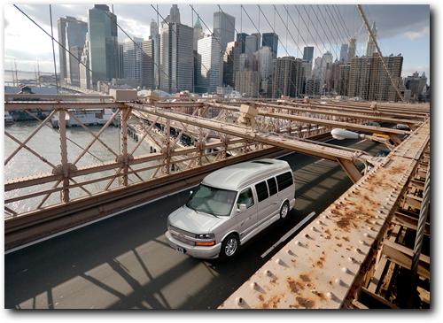 GMC Chevrolet Conversion Vans Discount Van Conversions